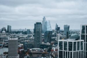 London skyline UK outsourcing